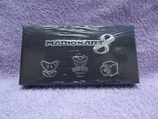 Mario Kart 8 Pin Badge Set Club Nintendo Exclusive (UK 2014) New & Sealed