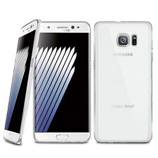 For Samsung Galaxy Note 7 Slim Transparent Crystal Clear Hard TPU Case Cover