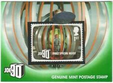 Joe 90 Gerry Anderson Great British Postage Stamp Card PS1