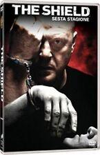 Dvd THE SHIELD  - *** Stagione Sei 6 Box 4 Dvd ***...NUOVO