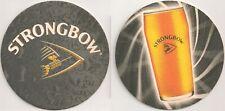 Strongbow Cider - Bierdeckel Logovariation 3