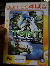 TMNT - Teenage Mutant Ninja Turtles -  PC GAME - FREE POST *