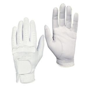 ++ New ++  All Weather Men's White Golf Glove