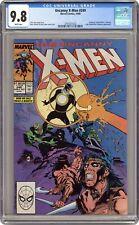 Uncanny X-Men #249 CGC 9.8 1989 3761921023