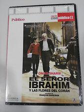 EL SEÑOR IBRAHIM Y LAS FLORES DEL CORAN DVD SLIM ESPAÑOL FRANCES NEW NUEVO