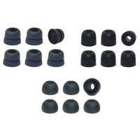 Replacement Earbud Tips for Skullcandy Earbuds 9 pairs Replacement Ear Tips