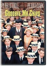 GOODBYE , MR CHIPS (1969 Peter O'Toole)  - DVD - UK Compatible - New & sealed