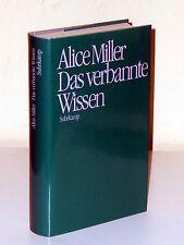 Alice Miller: Das verbannte Wissen