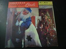 CHANUKAH CAROLS LP RECORD STANLEY ADAMS LPM 6404