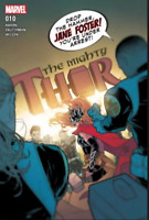The Mighty Thor #10  Marvel 1ST PRINT COVER A Jane Foster Jason Aaron
