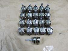 1 pcs Matsushita A1M ohm LOG dual potentiometer(tube amplifier volume control)