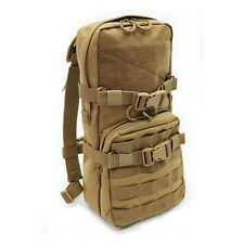 [G-CASE] Tactical MOLLE Modular Assault Back Pack Coyote Brown NSW AOR NAVY SEAL