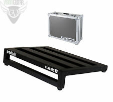 "NEW! PedalTrain CLASSIC JR Medium Size Pedalboard With Tour Case (18"" x 12.5"")"