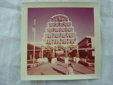 Vintage Color Photo Mission Bells 779