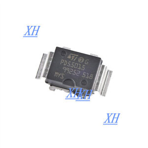 PD55015-E RF POWER transistor, LDMOST plastic family N-Channel enhancement-mode
