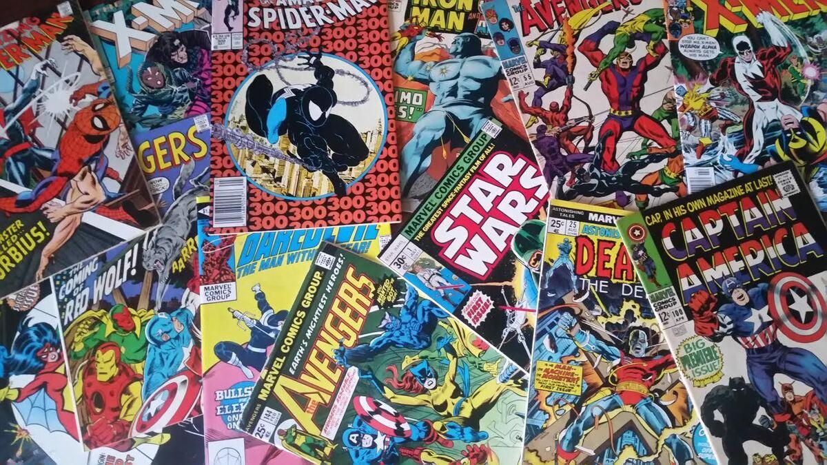 Robot Hive Comics & Collectibles