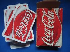 PORTUGAL COCA COLA COKE MCDONADS PLAYING CARDS