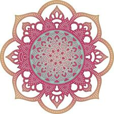 Mandala Doily #2 Set Bohemian Die Cutting Dies CHEERY LYNN DESIGNS DL327 New