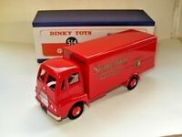 Atlas Dinky Supertoy No.514 Guy WARRIOR Slumberland Van Mint / Boxed 1/43.