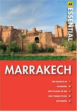 Marrakech (AA Essential Guides Series) By AA Publishing