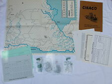 CHACO Wargame by Game Designers Workshop 1973 Issue - includes Gran Chaco Rules