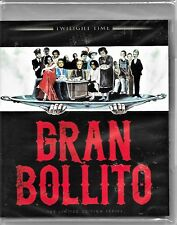 Gran Bollito aka Black Journal Blu-Ray New Twilight Time All Regions Free Post