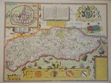 John Speed Antique Maps, Atlases & Globes