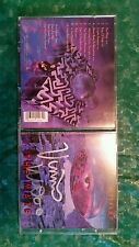 Maze;Vinnie Moore;UFO,Alice Cooper;Red Rider Shred guitar God Signed cd -dvd lp