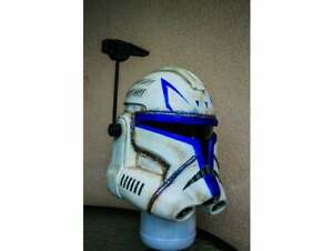 Wearable Captain Rex's Helmet from Star Wars Replica Prop 1:1 Scale (TKP 21)