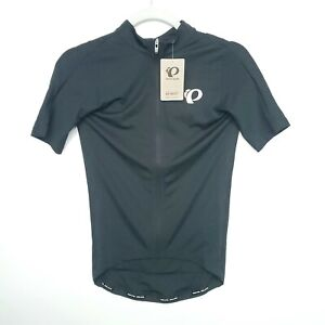 NEW Pearl Izumi Men's Select Pursuit Jersey Form Fit Black Size XS Polyester $70