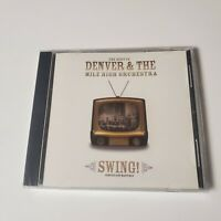 NEW Denver & the Mile High Orchestra Swing Remixed And Remastered Christian God