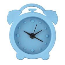 Hama Mini Silicone Travel / Home Alarm Clock in Blue #123142 (UK Stock) BNIP