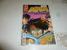 NINJA HIGH SCHOOL Comic - No 57 - Date 10/1997 - AP Comic