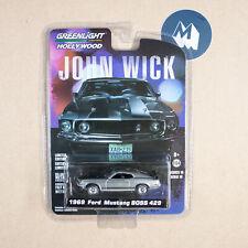 1:64 Scale 1968 Ford Mustang BOSS 429 / John Wick