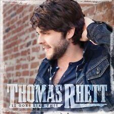 It Goes Like This by Thomas Rhett (CD, 2013, Valory)