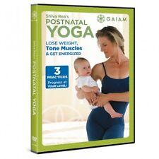 Shiva Rea's Postnatal Yoga (DVD, 2004)