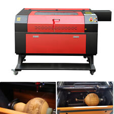 100w 28x20 Co2 Laser Engraving Machine Engraver Cutter Electric Lifting Usb