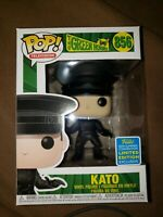 Funko POP The Green Hornet KATO SDCC 2019 Toy Tokyo Exclusive #856 Figure