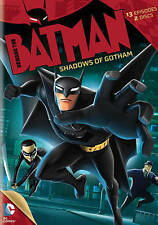 Beware the Batman: Shadows of Gotham - Season One, Part One (DVD, 2014,...