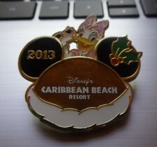 Happy Holidays 2013 – Disney's Carribean Beach Resort Artist Proof AP LE 750 Pin