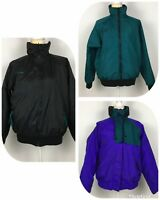 Columbia Vtg 90's L 3 in 1 Interchange Winter Jacket L Colorblock Womens Ski