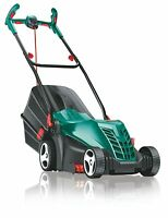 Bosch Rotak 370 ER Ergoflex Electric Rotary Lawnmower 1400W motor Rear Roller
