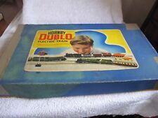 "Hornby Dublo 00 Three rail   EDP22 ""ROYAL SCOT"" Train set with box        *"