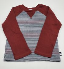 Splendid Boys' 100% Cotton Long Sleeve Top Size 2 Years Pre-owned