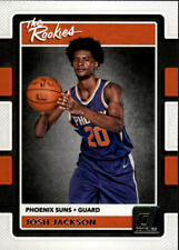 2017-18 Donruss The Rookies #4 Josh Jackson - NM-MT