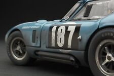 RACE WEATHERED | Exoto 1:18 | 1964 Cobra Daytona Coupe TDF | # RLG18017BFLP