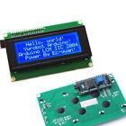 Fit Arduino New Blue IIC/I2C/TWI 2004 204 20X4 LCD Module Display 9.7*6*2.8CM