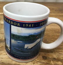 The Enduring Legacy Coffee Mug Pearl Harbor WW2 Pacific Historic Parks 1941 2011