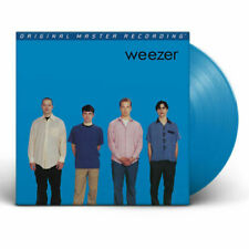 Weezer (Blue Album) [Numbered Limited Edition Blue Coloured 180g Vinyl LP] by Weezer (Vinyl, Oct-2016, Mobile Fidelity Sound Lab)