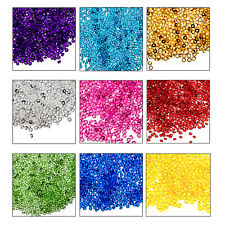 Diamond Crystals Scatter Sparkly Acrylic Confetti Wedding Party Table Decoration